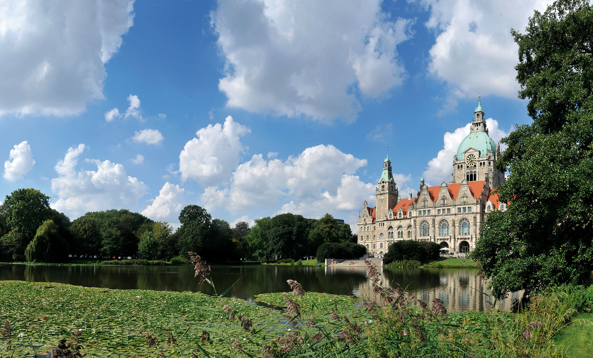 Rathaus Hannover 2014